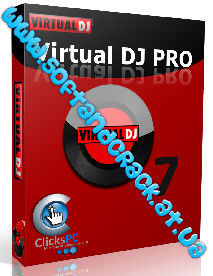 Virtual Dj 7.4 Pro + Portable
