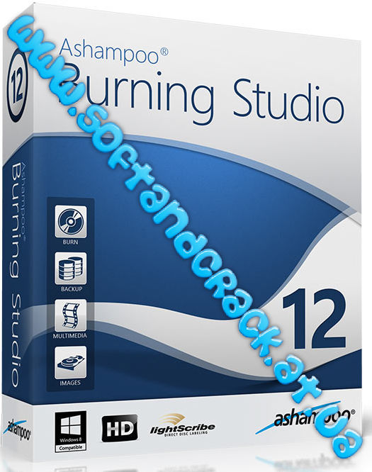 Ahampoo Burning Studio 12 + portable